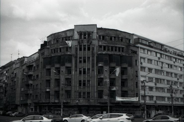 Dunarea hotel_abandoned