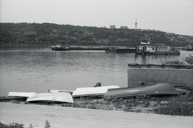 Barges and Bulgaria