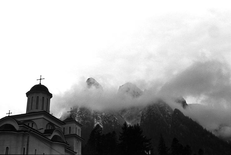 Moutain church