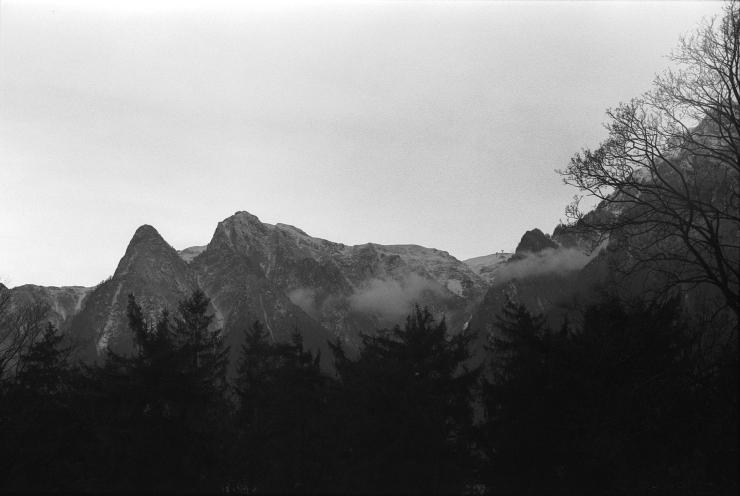 Snowed peaks II